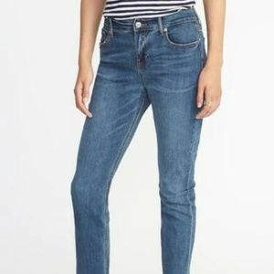 Old Navy Mid-rise Perfect Straight for Women